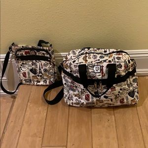 NWOT Brighton Collection City JetSet 3 Luggage Set